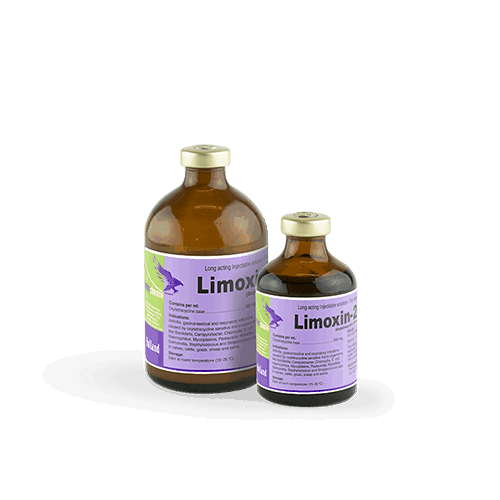 ЛИМОКСИН 200 ЛА / Limoxin-200 LA