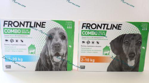 Фронтлайн Комбо/Frontline Combo за куче 1 пипета - 0