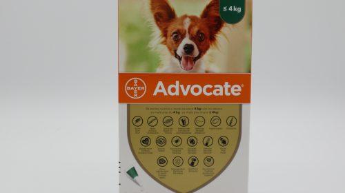 Адвокейт/Advocate Dog - външно и вътрешно обезпаразитяване на куче 1 пипета - 2