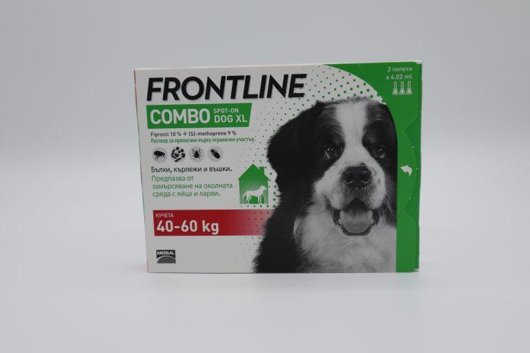 Фронтлайн Комбо/Frontline Combo за куче 1 пипета - 1