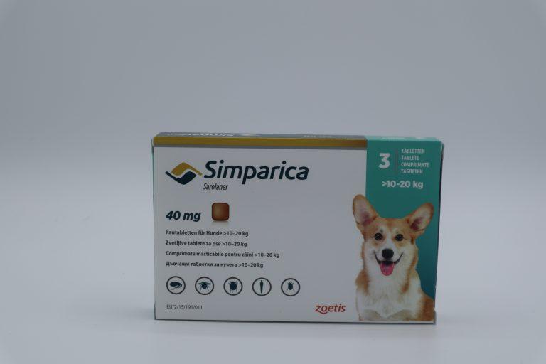 Симпарика/ Simparica - 3 табл. - 1