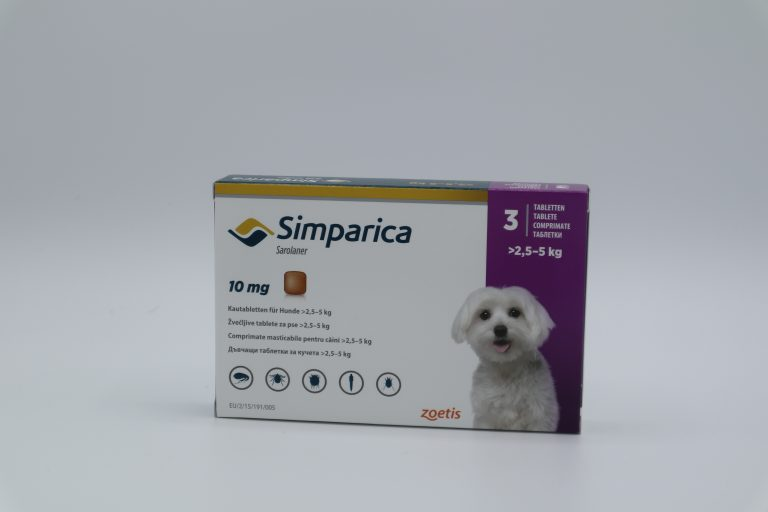 Симпарика/ Simparica - 3 табл.