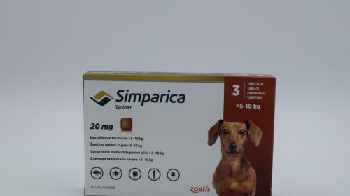 Симпарика/ Simparica - 3 табл. - 2