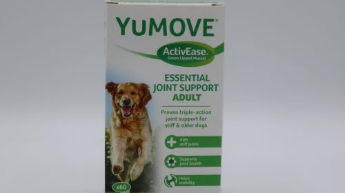 YuMOVE Dog (Юмув) - хранителна добавка с екстракт от зеленоуста мида 60/120/300 таблетки